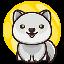 Baby Moon Wolf